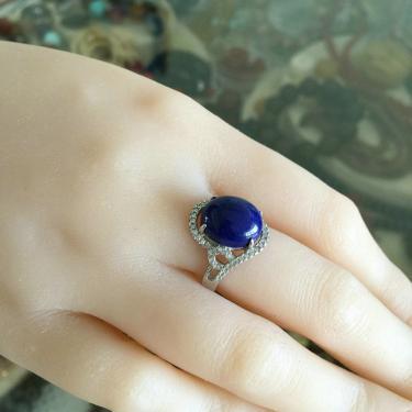 青金石戒指